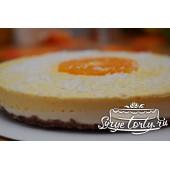 """Живой торт """"Апельсинка"""" 1200 грамм"""