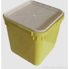 Мёд разнотравье с нотками гречихи - 30кг