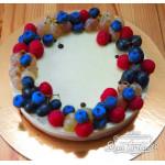 Новые фотографии сыроедных тортов