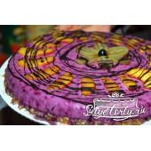 """Живой торт """"Смородинка"""" 1200 грамм"""