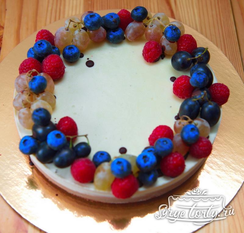 Фото сыроедных тортов компании Сырые Торты