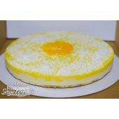 """Живой торт """"Апельсинка"""" 1200 грамм."""