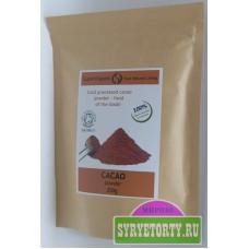 Какао-порошок сырой органический (cacao powder raw organic) 250г