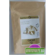 Какао-масло Криолло сырое органическое