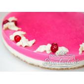 """Живой торт """"Малинка"""" 1200 грамм"""