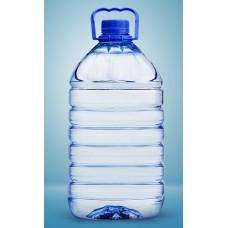 Вода колодезная 5 литров