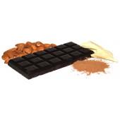 Шоколад сыроедный RAW VEGAN с миндалем 100 грамм